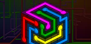 Cube Connect - Free Puzzle Game by Emmanuel Mathis