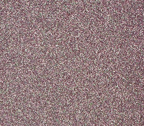 Tourmaline Glitter - Pink Tourmaline Glitter Cardstock, by Paper Supply Station 15 Identical Sheets 12