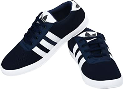 b34a50ae8 Deekada Mens Blue Sneakers/Casual Shoes: Buy Online at Low Prices in India  - Amazon.in