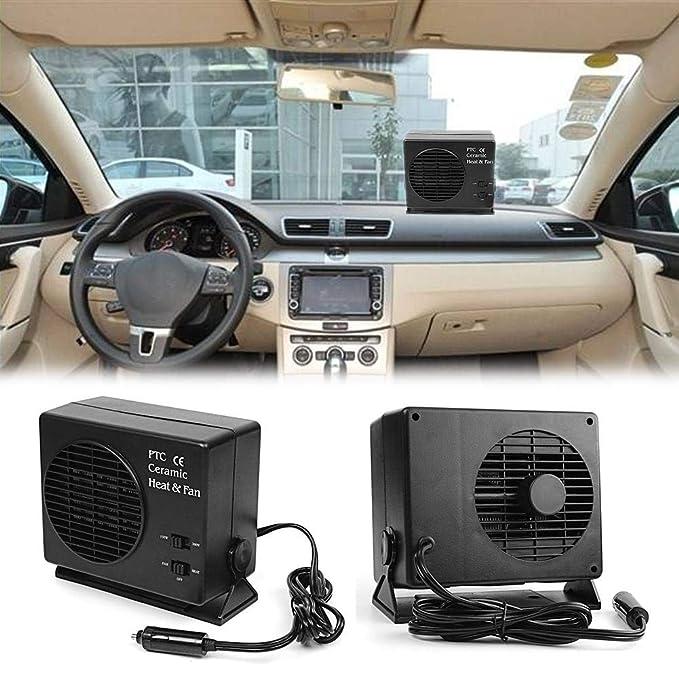 1 opinioni per AI CAR FUN 2in 1universale auto riscaldatore DC12V auto SUV veicoli Portable