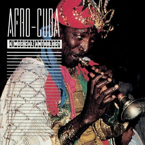 Afro-Cuba: A Anthology Musical Large-scale Bargain sale