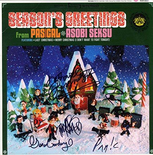 Season's Greetings from PAS/CAL & Asobi Seksu (Cal Air)