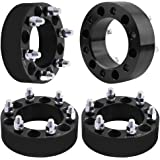 Wheel Spacers, YITAMOTOR 4pcs 6 Lug Wheel Spacers 6x5.5/ 6x139.7 2 Inch Wheel Spacers For Chevy Silverado 1500 Chevrolet Tahoe Avalanche Blazer GMC Cadillac (14x1.5 Studs&108mm Bore)