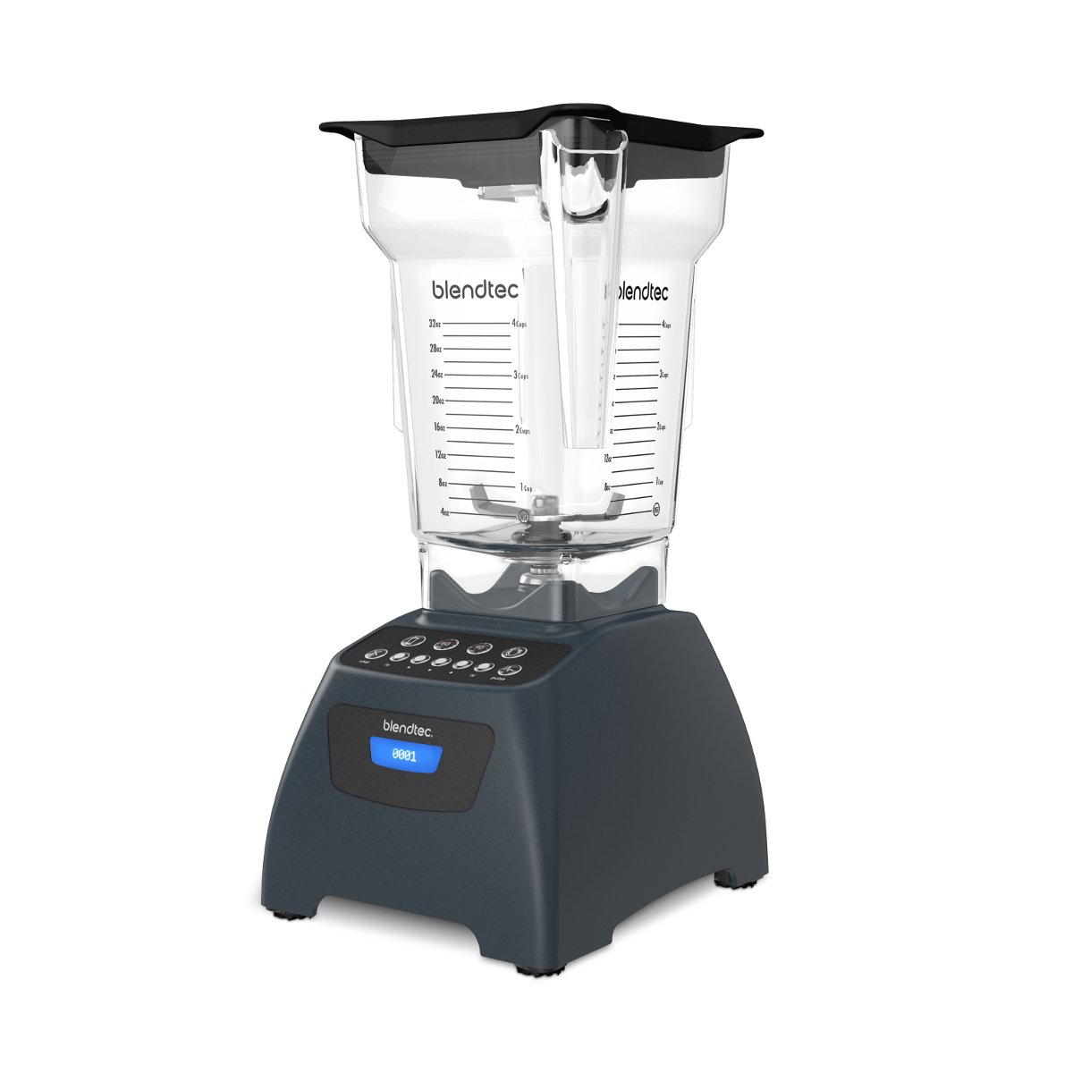 Blendtec Classic 575 Slate Blender with FourSide Jar