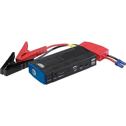 Draper 15067 500 A de Litio batería de Arranque/Cargador ...
