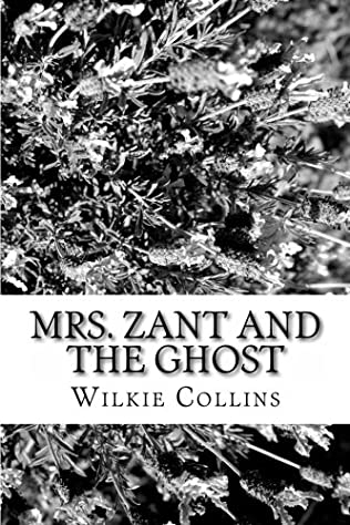 book cover of Mrs Zant and the Ghost