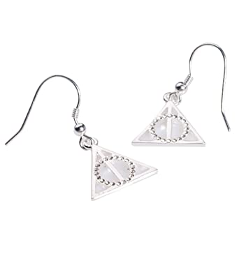 6cf461403 Image Unavailable. Image not available for. Color: Swarovski Crystal  Embellished Harry Potter Deathly ...