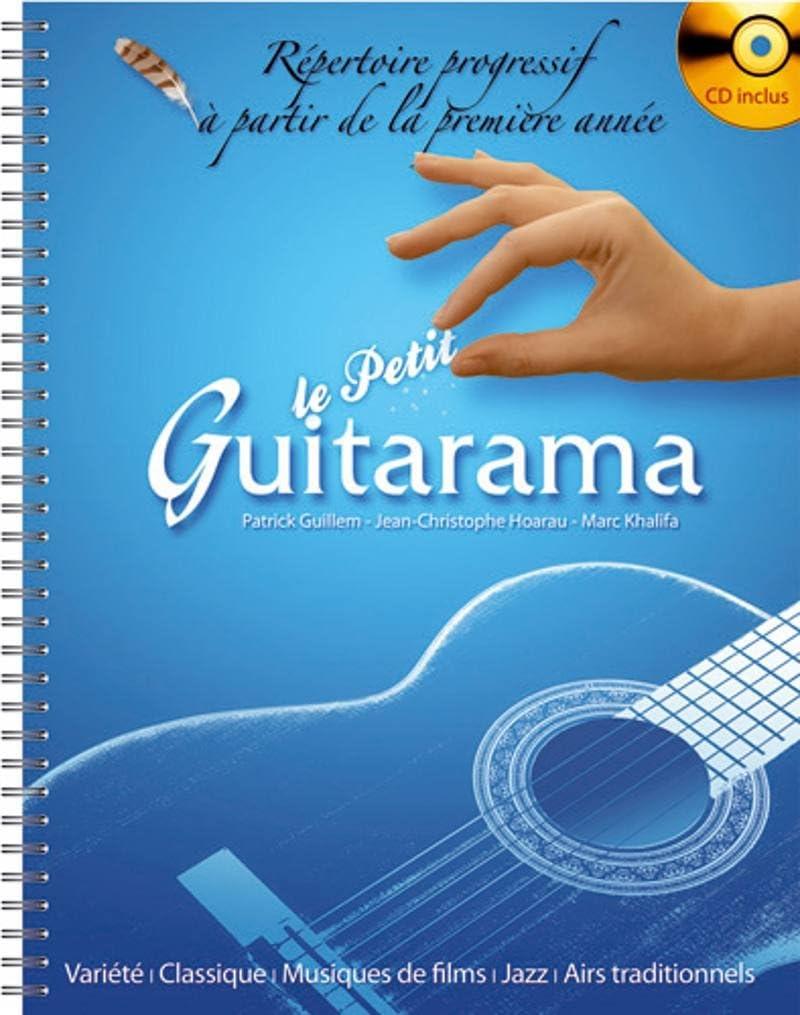 Partición-HIT DIFFUSION LE PETIT GUITARAMA CD, diseño de guitarra ...