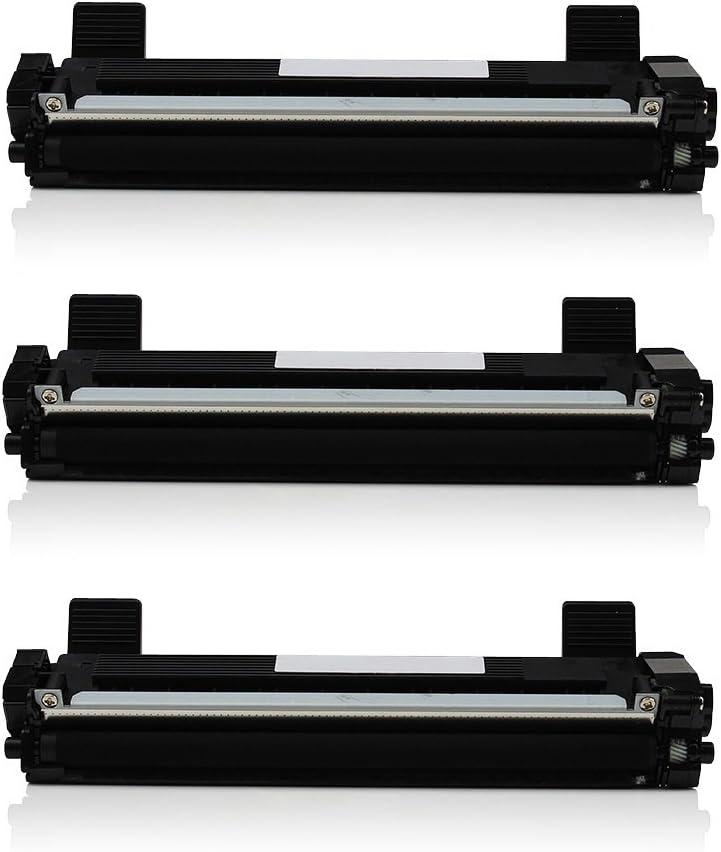 TTR – como repuesto para Brother HL-1110 (TN de 1050) de 3 x Toner ...
