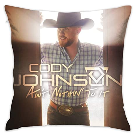 Amazon.com: Gary Oleman Cody Johnson – Fundas de almohada ...