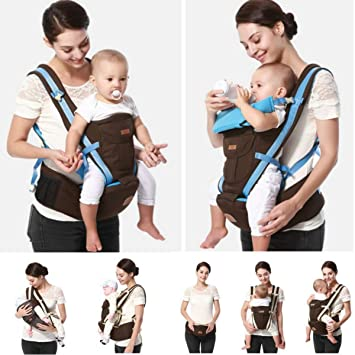 100/% polyester Adjustable Infant Newborn Baby Carrier Ring Sling Wrap Backpack