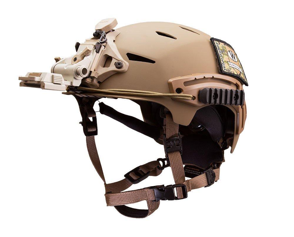 Amazon.com: DLP Tactical 3-hole esqueleto NVG – expuñadura ...