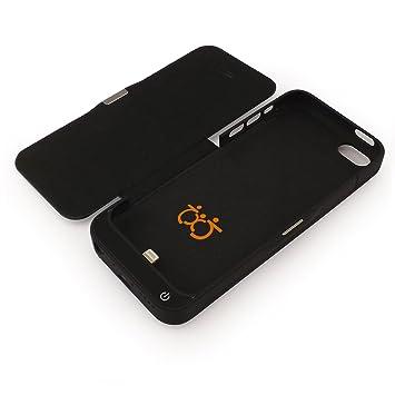 Coque-batterie à Rabat Compatible Avec Apple IPhone 5, 5C Et 5S ...