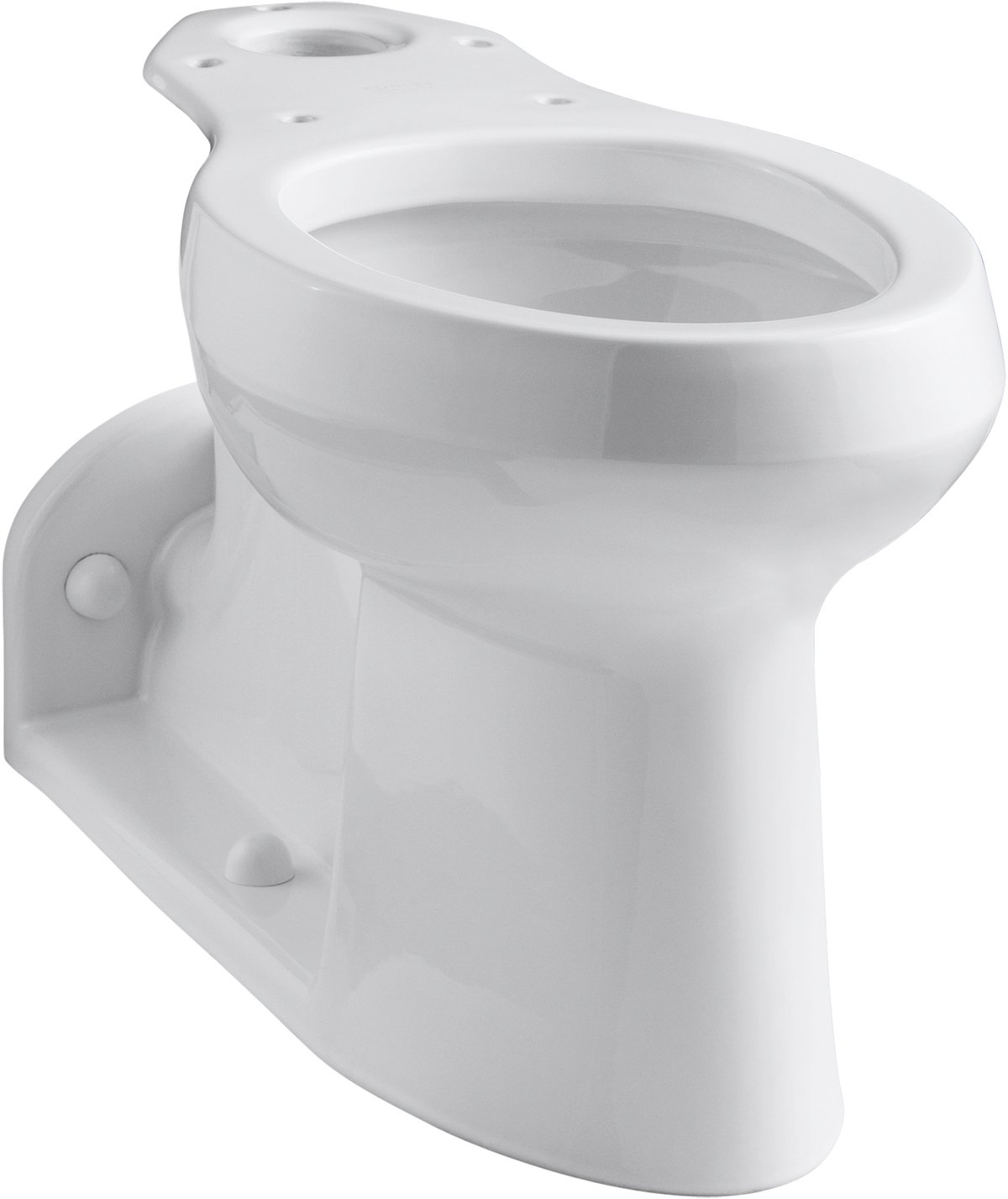 KOHLER 4305-SS-0 Barrington Toilet Bowl White