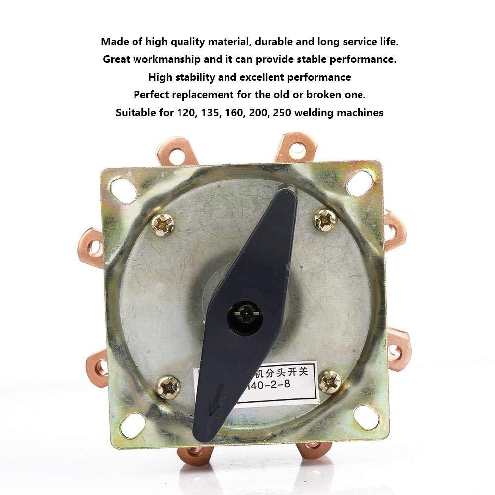 Idalinya Kdh-40//2-8 Saldatrice Elettrica A 8 Cifre Commutatore Separato 380v 220v 40a