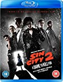 Sin City 2 - A Dame to Kill For [Region B] [Blu-ray]