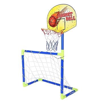 Jacksking Soportes de Baloncesto, Juego de Baloncesto portátil de ...