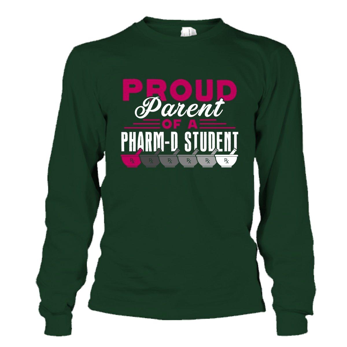 PharmD T-Shirt Proud PharmD Parent Tee Shirts