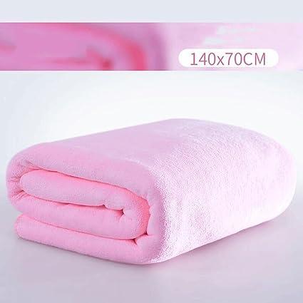 Longshien Toalla de baño Toalla de baño de algodón Toalla de baño adulto Toallas de niño