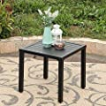 PHI VILLA Folding Side Table Set