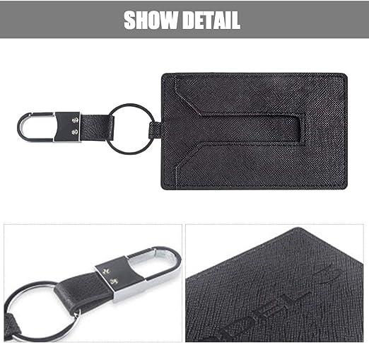 Aitoco Für Modell 3 Key Card Holder Protector Cover W Schlüsselanhänger Royal Mit Verschluss Küche Haushalt