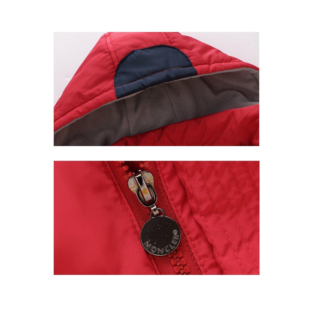 Chalecos para Niños Chaqueta abajo Sin Mangas Chaquetas Chaleco con capucha y cremallera Outwear Abrigos 2-7 años Vine: Amazon.es: Bebé