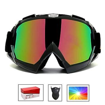 Amazon.com: Feier Yusi - Gafas de esquí para adultos ...
