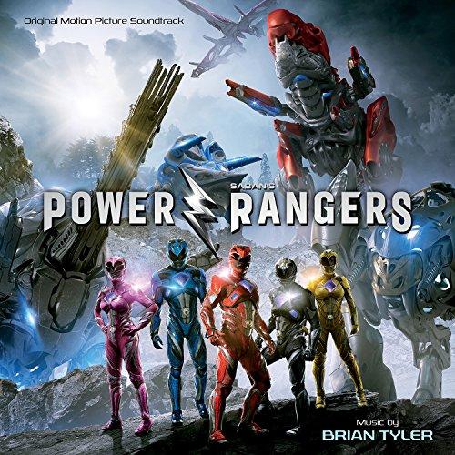 Brian Tyler - Power Rangers - Original Motion Picture Soundtrack [LP]