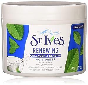 St. Ives Renewing Collagen & Elastin Moisturizer, 10 oz (Pack of 2)