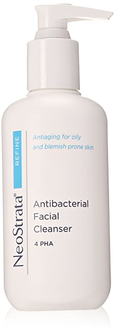 NeoStrata Antibacterial Facial Cleanser PHA 4, 6.0 Fluid Ounce