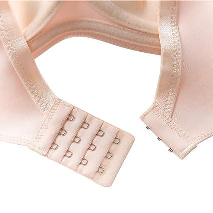 Hongyuangl Femme Soutien-Gorge sans Couture Lissage Brassière 3 4 Tasse  75B-85B  Amazon.fr  Vêtements et accessoires ac3fb95335d
