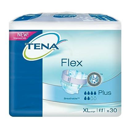 Bragas Compresas para incontinencia Case Saver 3 X Tena Flex más extra large (105 –
