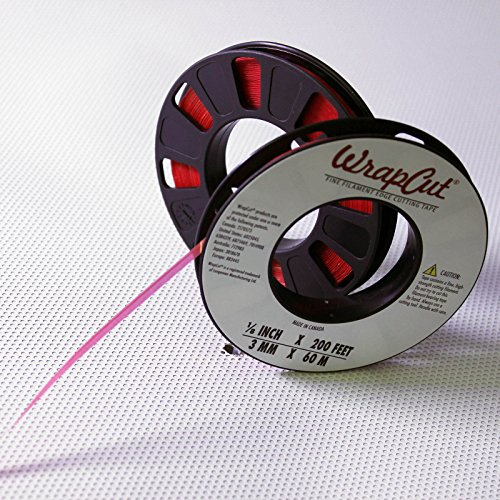 VViViD Wrap Cut Vinyl Wrap Edge Cutting Detailer Tape 200ft (1 roll)