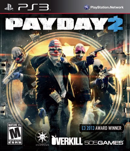 Payday 2 - Playstation 3