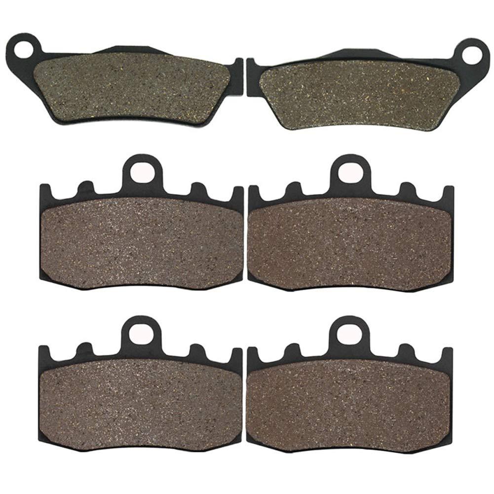 Cyleto Bremsbel/äge vorne /& hinten R1100S Non ABS 2000-2006 R1150RT Integral ABS 2000-2006 R1150GS R 1150 GS EVO Bj 2002-2006