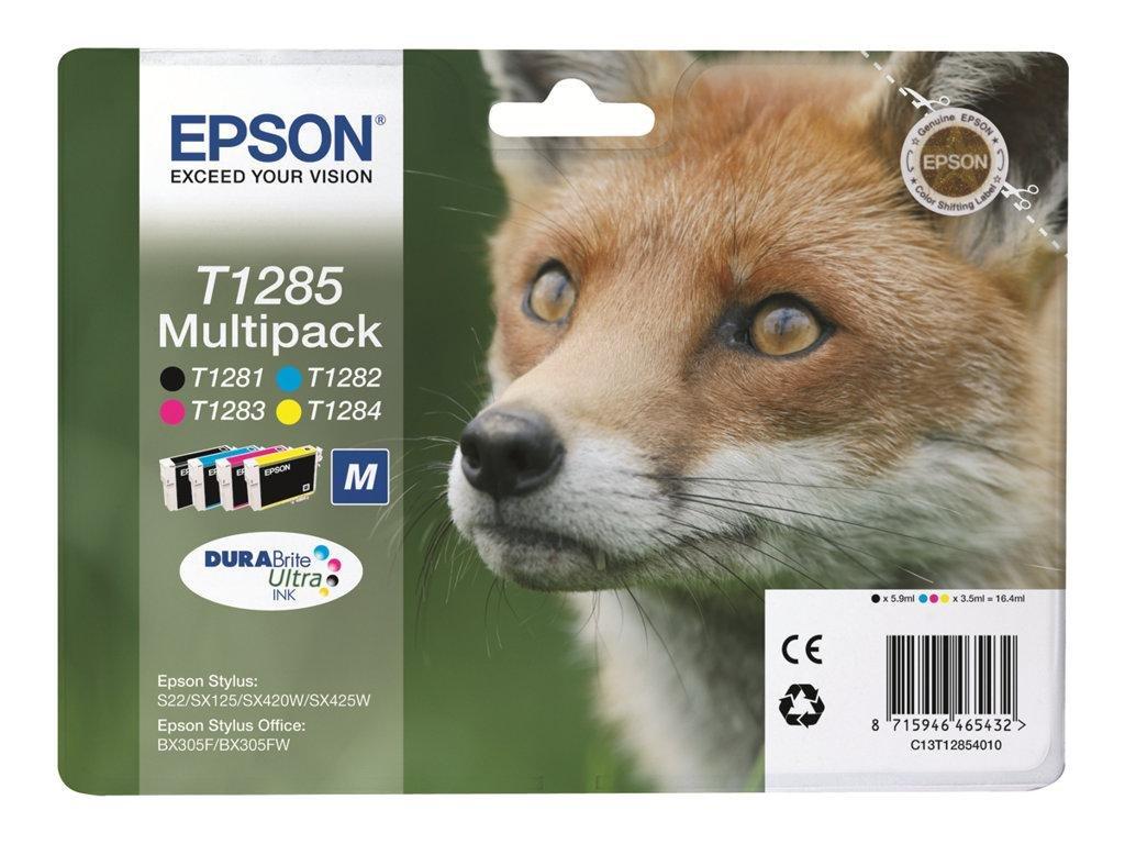 Epson C13T12854022 Inchiostro, Multicolore 235M172