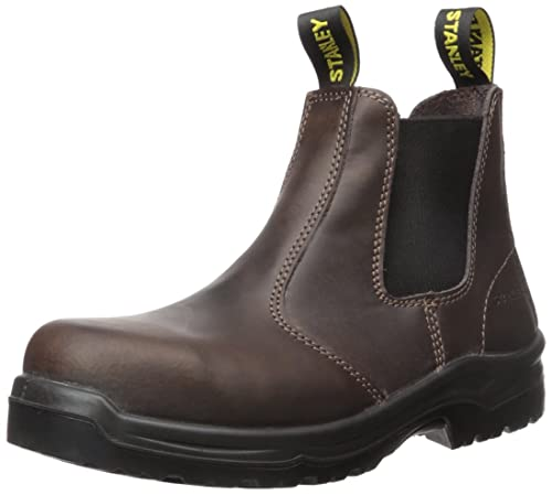Stanley Men's Dredge Soft Toe Industrial and Construction Shoe