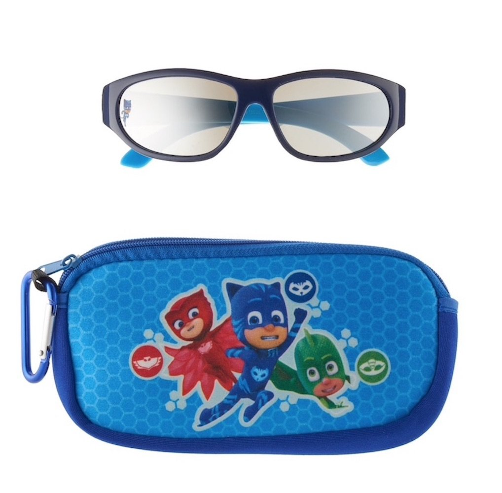 PJ Masks Boys Sunglasses & Soft Case