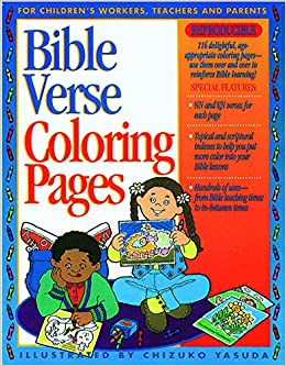 Bible Verse Coloring Pages 1: Gospel Light: 9782511606728: Amazon ...