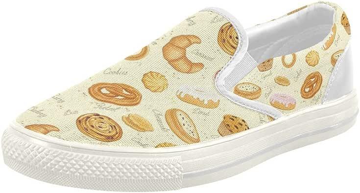 Shoes Sugar Cake Slip-on Canvas Loafer