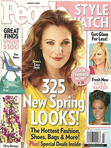 People Style Watch March 2009 - Rachel Style Bilson