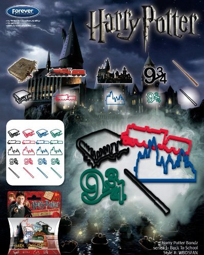 Harry Potter School Logo Bandz Silly Bands In Stock! by Logo Bandz