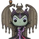 Boneco Disney Villains Maleficent On Throne Pop Funko 784 MALÉVOLA - SUIKA