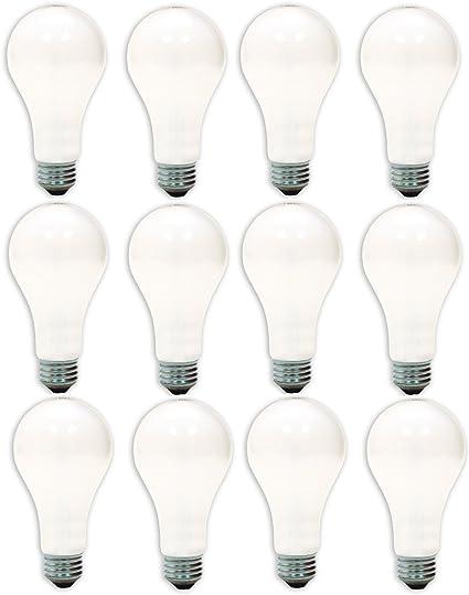 GE Lighting 72859 Soft White 3-way 50/100/150-Watt,