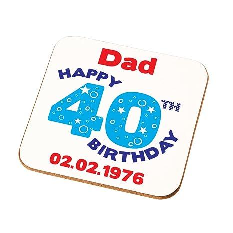 Compra Maridos Dads tíos hermanos personalizado 40th regalo ...