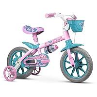Bicicleta Infantil Aro 12 Charm, Nathor