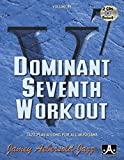 Vol. 84, Dominant 7th Workout (Book & CD Set) (Jazz Play-A-Long for All Musicians)