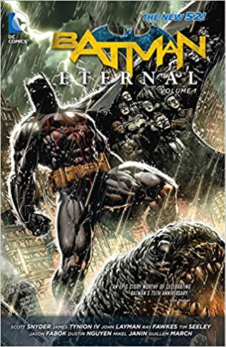 Amazon.com: Batman Eternal Vol. 1 (The New 52 ...