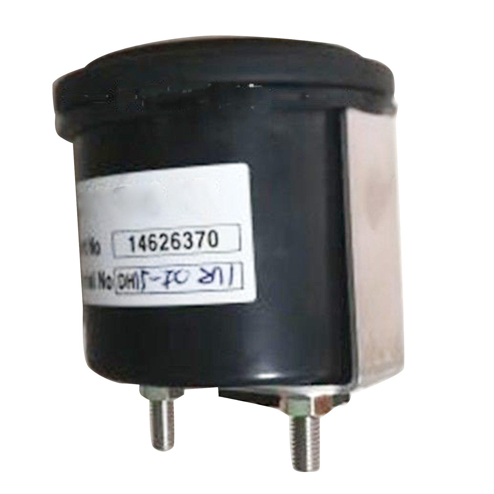 SINOCMP VOE 14626370 VOE14626370 Hour Timer Instrument Panel Hour Meter Gauges for Volvo EC210 EC210B EC240 B EC290 B EC360b EC460 BLC Excavator Parts, 3 Month Warranty