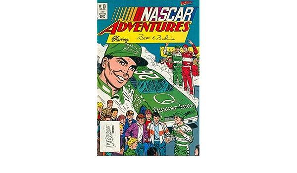 NASCAR ADVENTURES COMICS STARRING BRETT BODINE